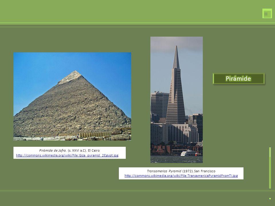 Pirámide de Jafra. (s. XXVI a.C). El Cairo