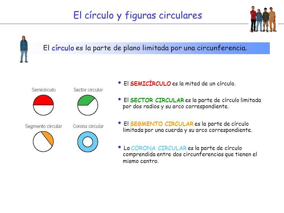 El círculo y figuras circulares