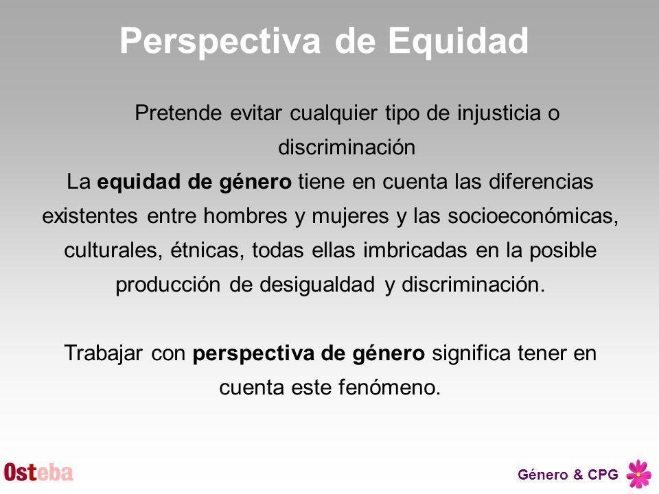 Perspectiva de Equidad