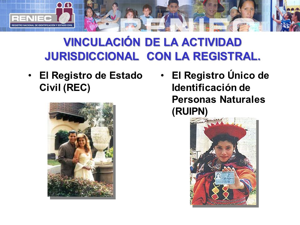 VINCULACIÓN DE LA ACTIVIDAD JURISDICCIONAL CON LA REGISTRAL.
