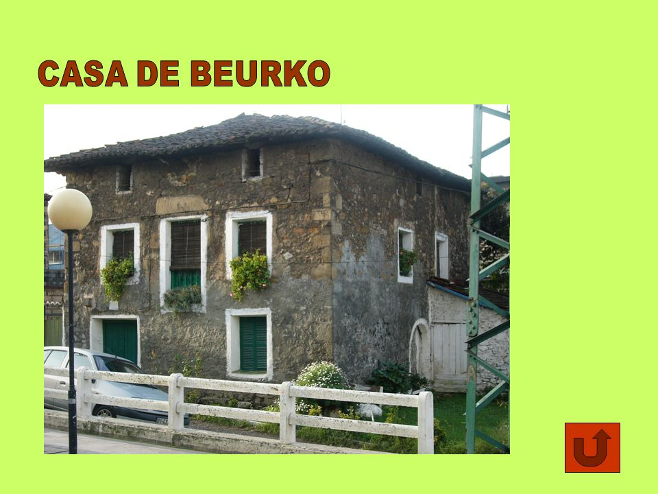 CASA DE BEURKO