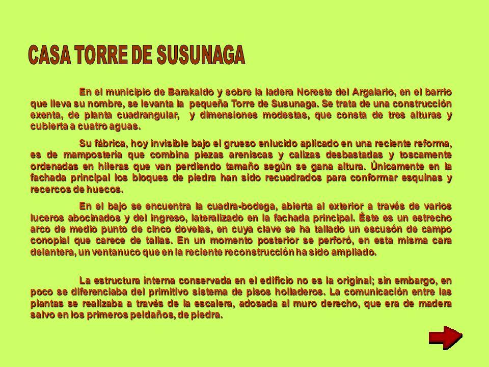 CASA TORRE DE SUSUNAGA