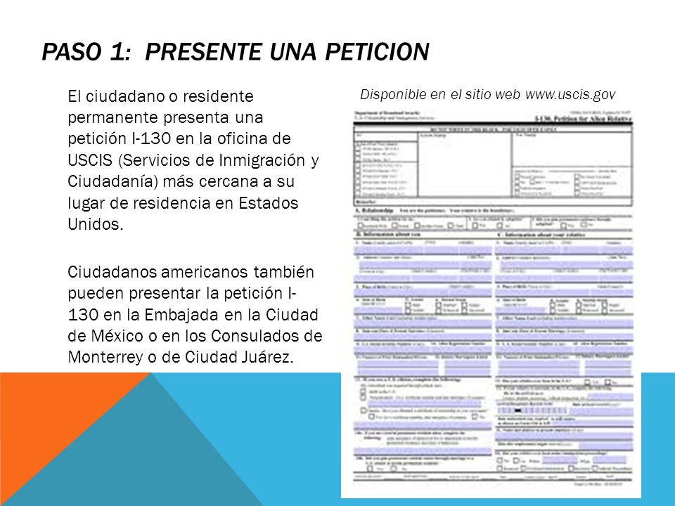El proceso de visa de inmigrante de ee uu ppt descargar for Oficina mapfre mas cercana