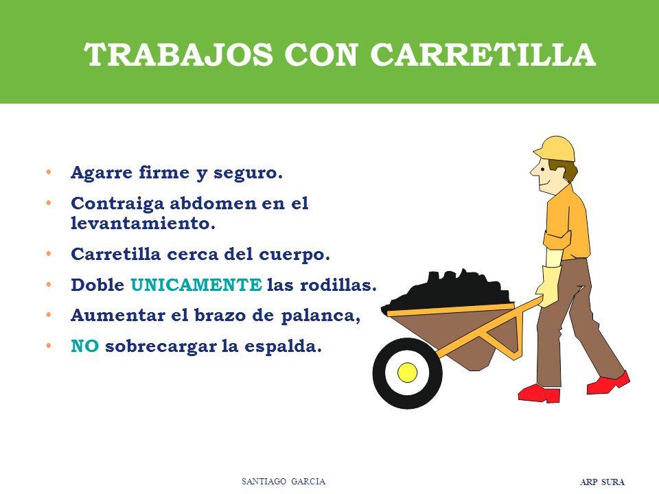 TRABAJOS CON CARRETILLA