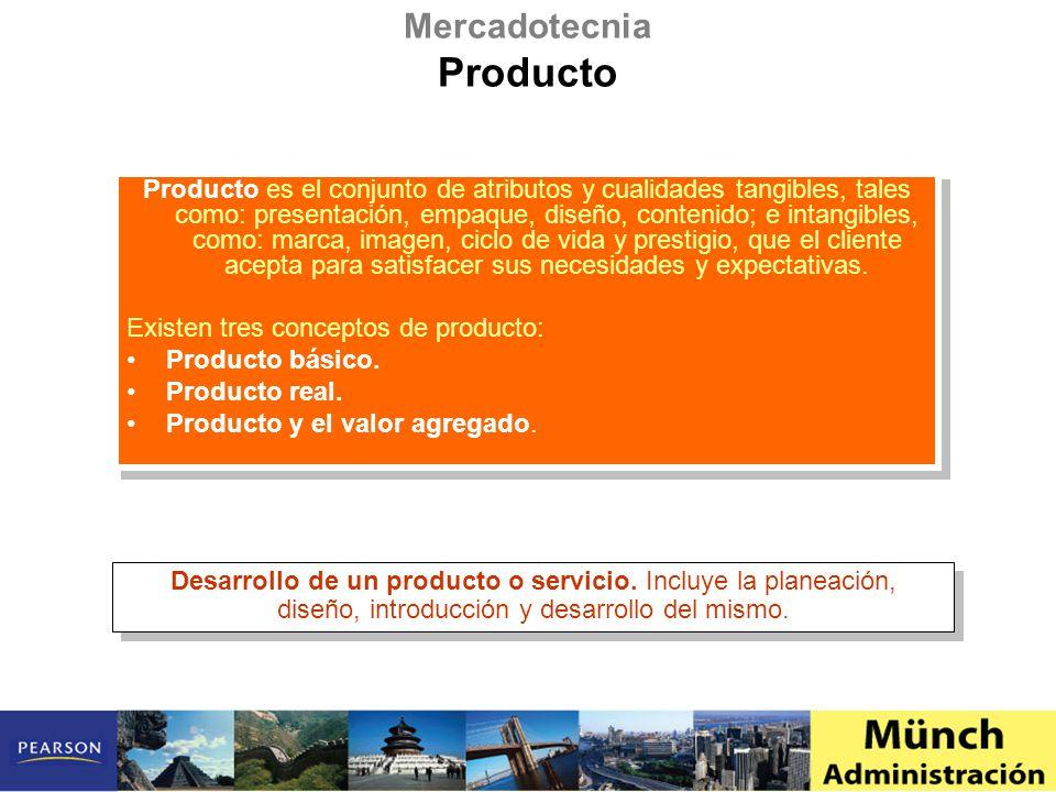 Producto Mercadotecnia