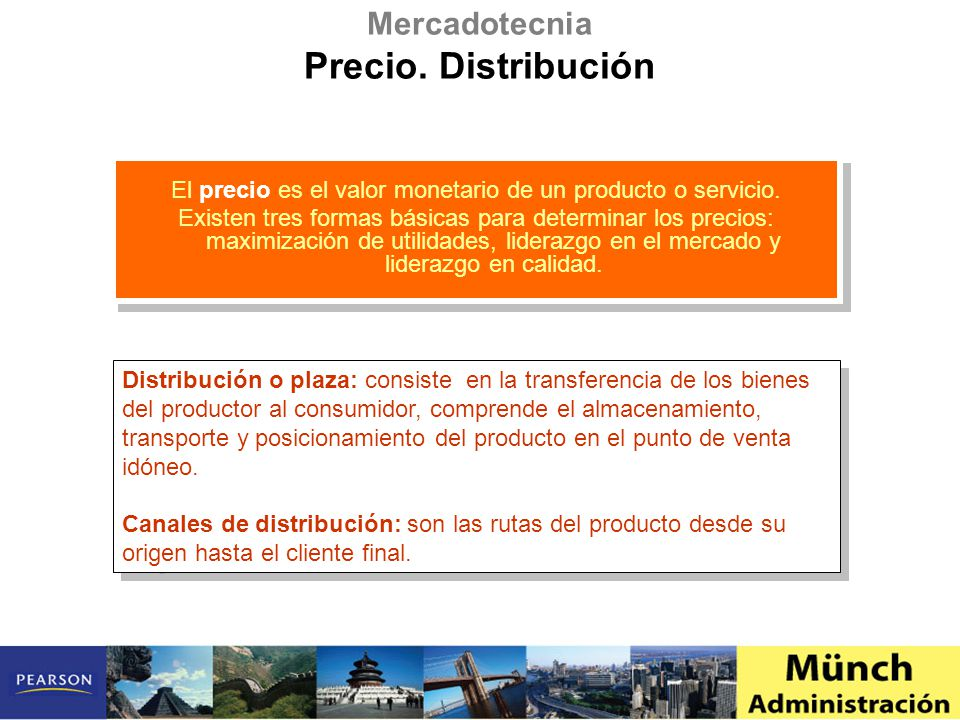 El precio es el valor monetario de un producto o servicio.