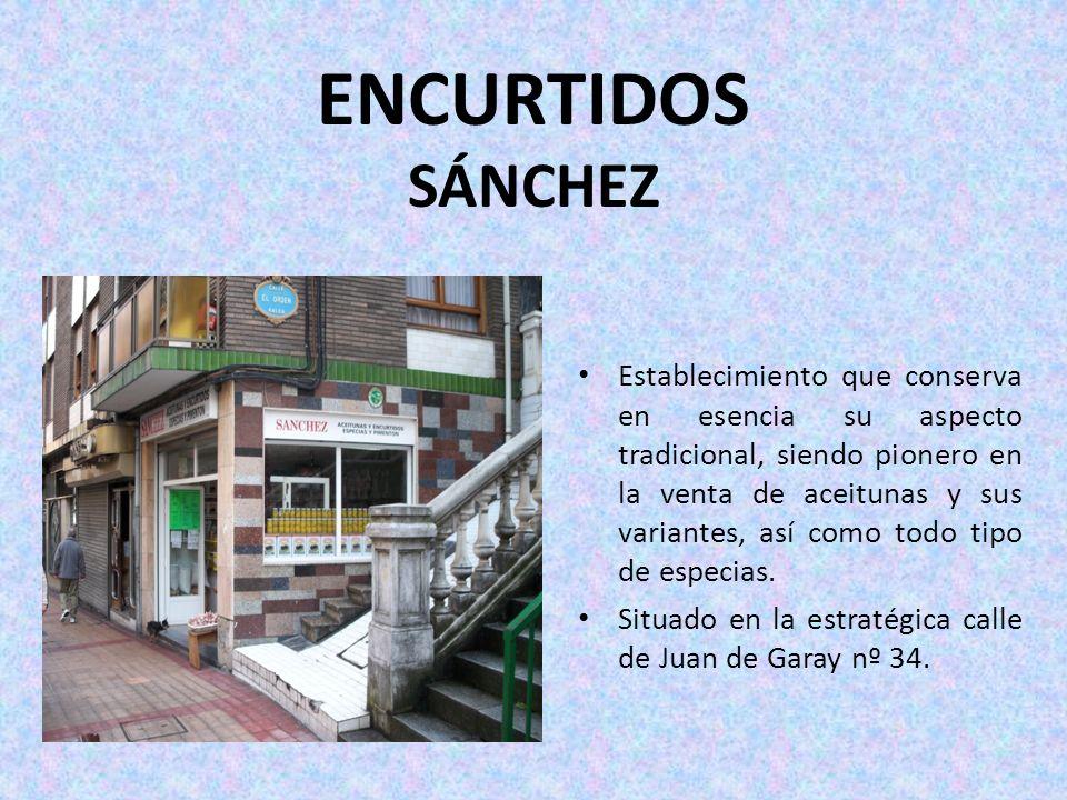 ENCURTIDOS SÁNCHEZ