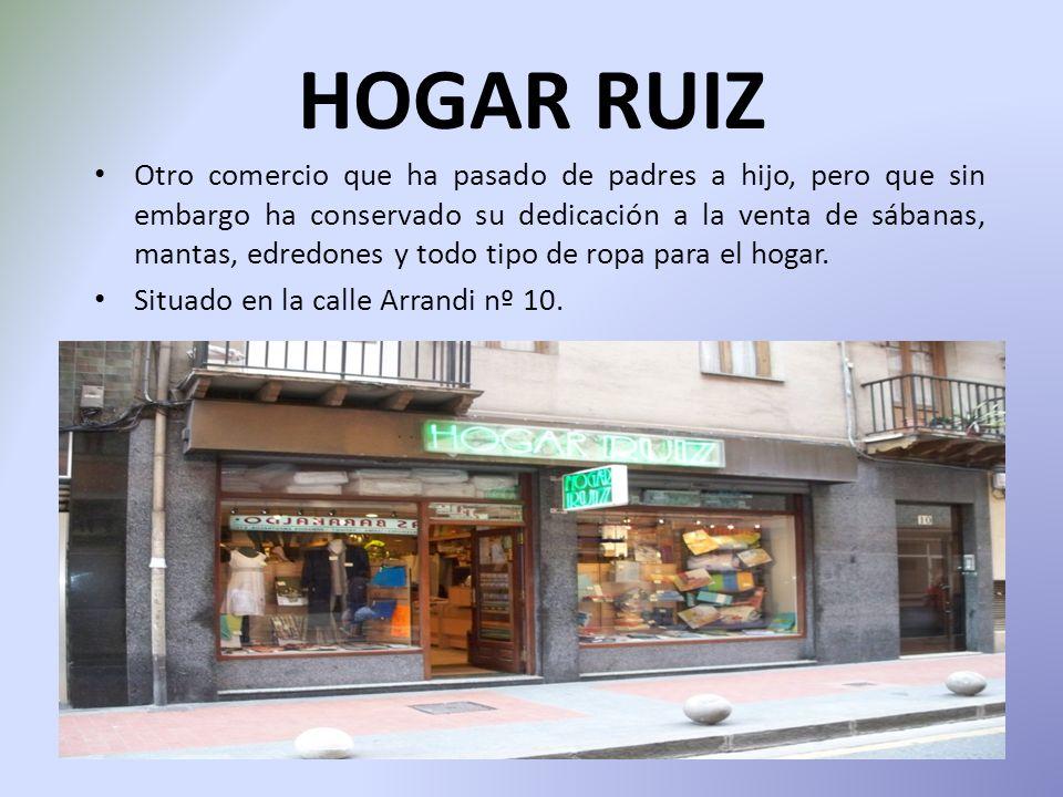 HOGAR RUIZ