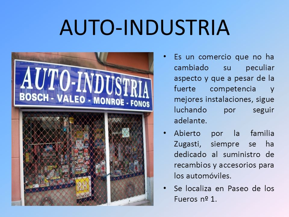 AUTO-INDUSTRIA