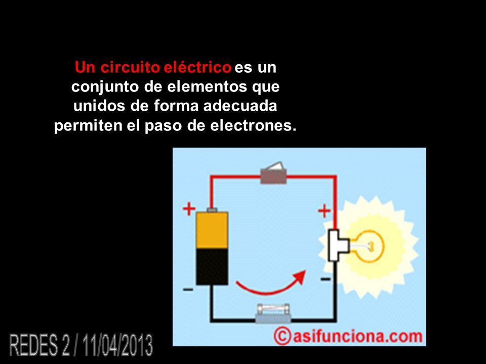Circuito Que Es : Un circuit circuito eléctrico es conjunto de