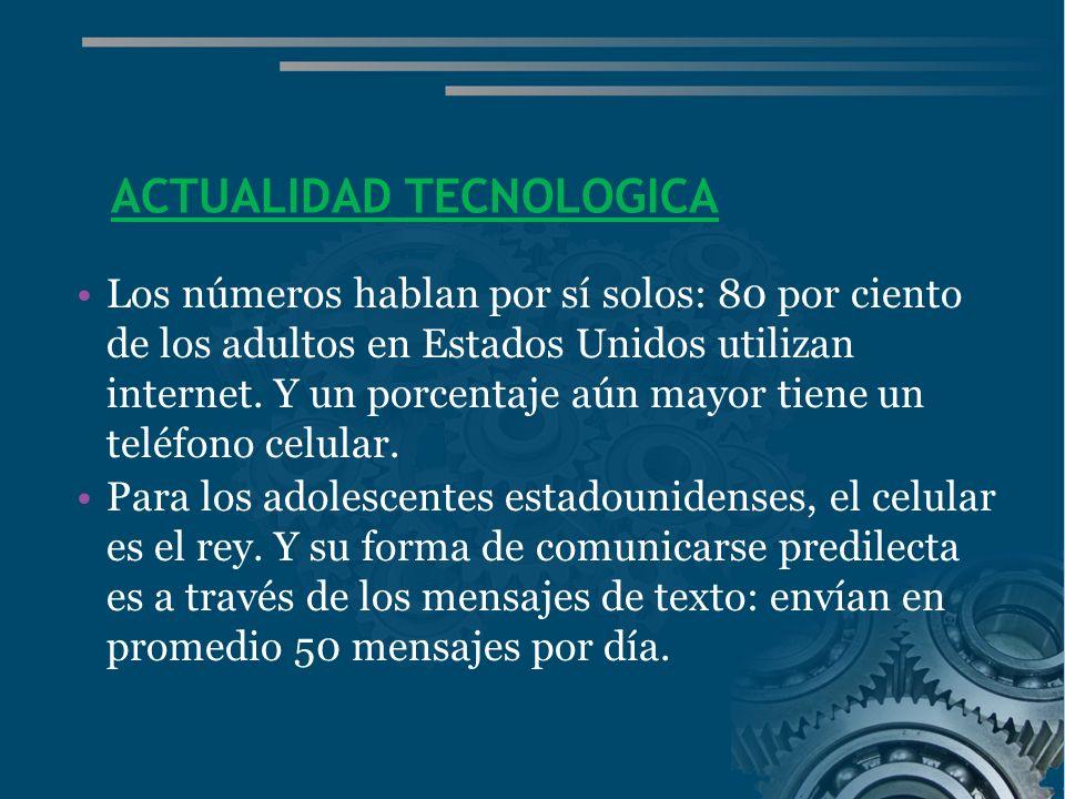 ACTUALIDAD TECNOLOGICA