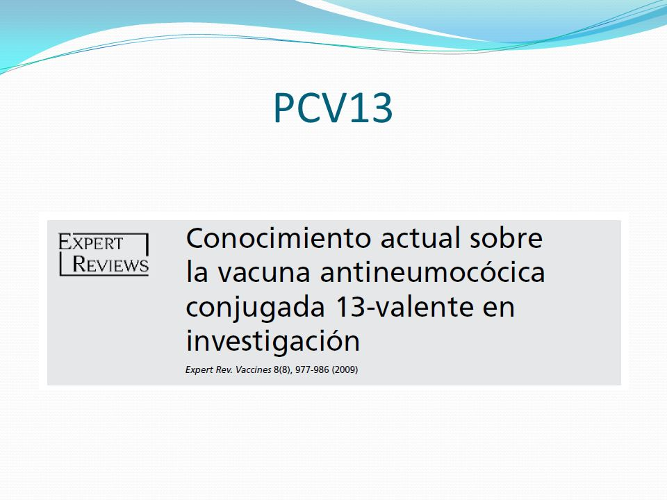 PCV13