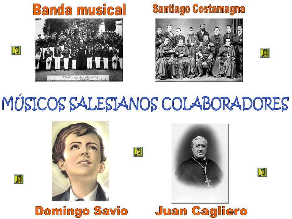 MÚSICOS SALESIANOS COLABORADORES