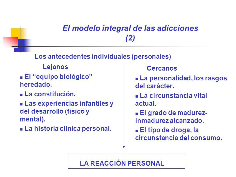 El modelo integral de las adicciones (2)