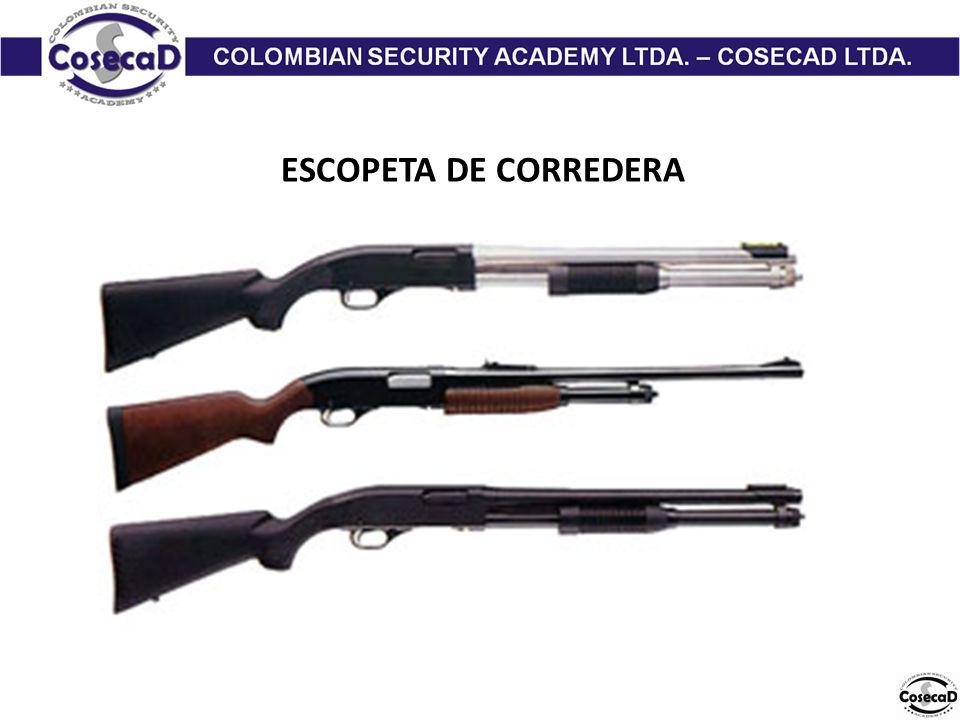 ESCOPETA DE CORREDERA