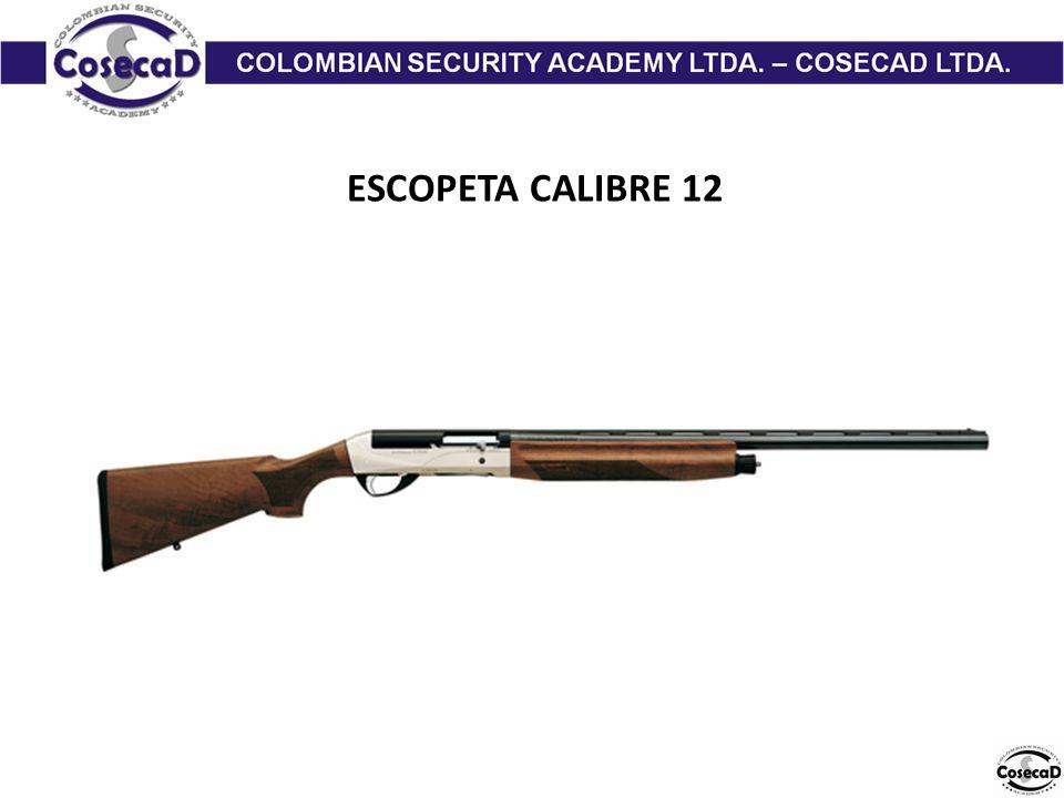 ESCOPETA CALIBRE 12