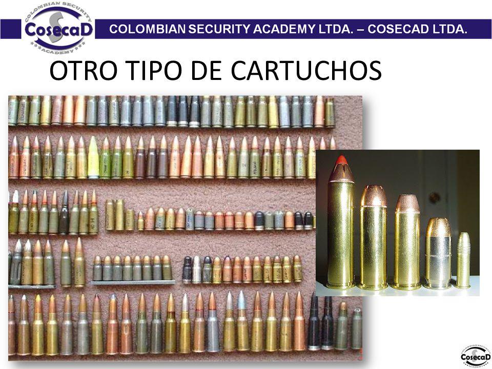 OTRO TIPO DE CARTUCHOS