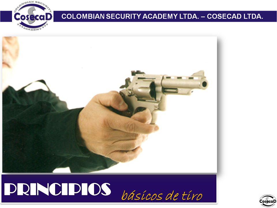 PRINCIPIOS básicos de tiro
