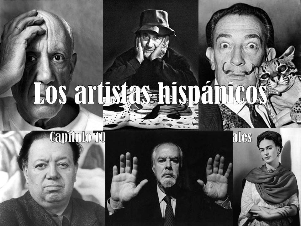 Los artistas hispánicos