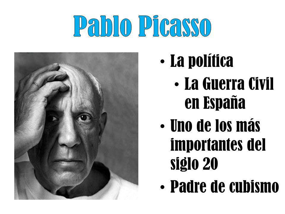 Pablo Picasso Málaga, España Arista como un joven No muy simpático…