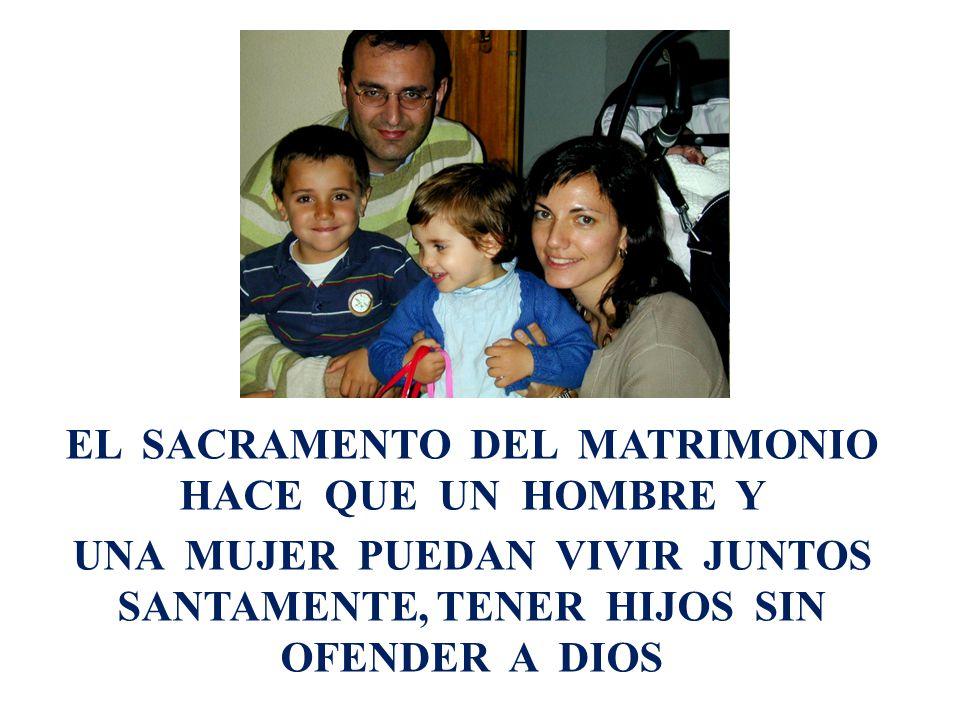 Matrimonio Catolico Sin Hijos : Tema el sacramento del matrimonio ppt descargar