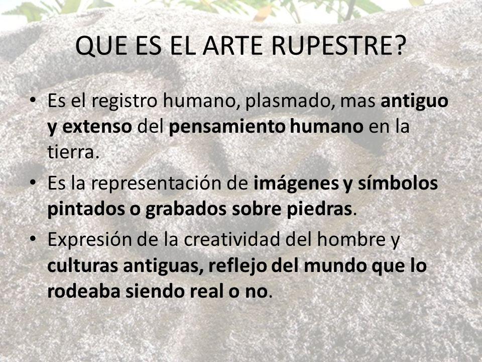 Arte rupestre en honduras ppt descargar for Q es arte mobiliar