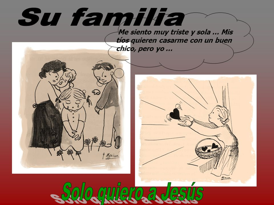 Su familia Solo quiero a Jesús