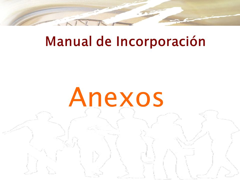 Manual de Incorporación