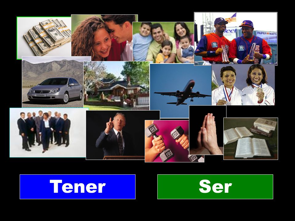 Tener Ser