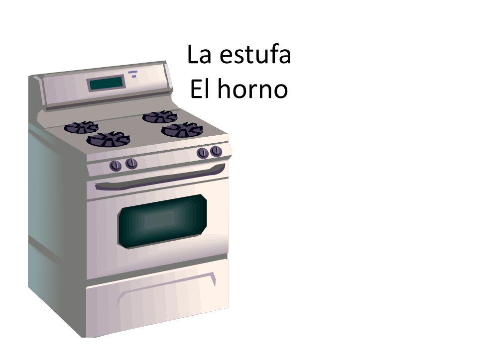 La estufa El horno