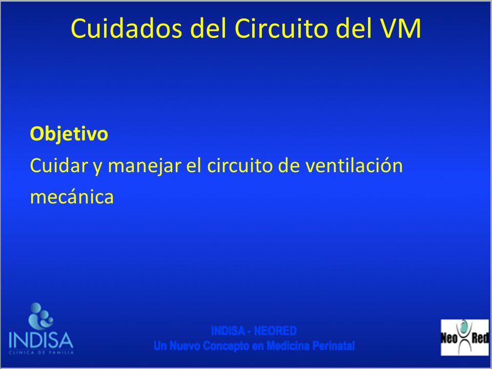 Cuidados del Circuito del VM