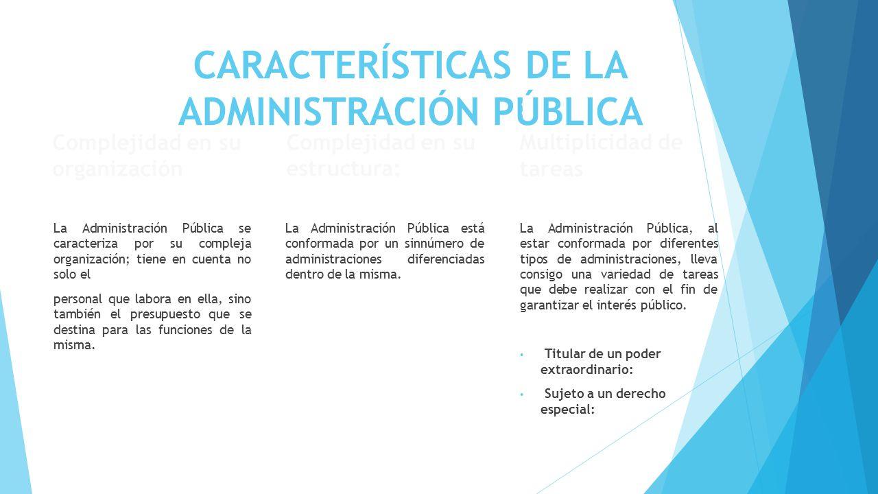 Teoria del estado y la organizaci n de la administraci n for Que es una oficina publica