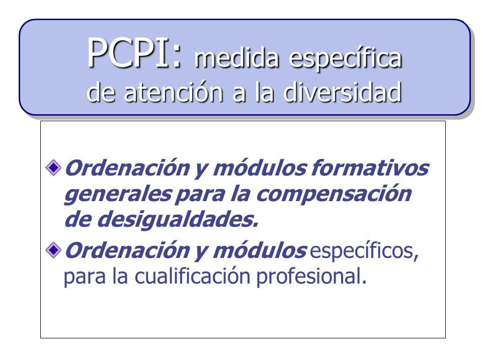 PCPI: medida específica