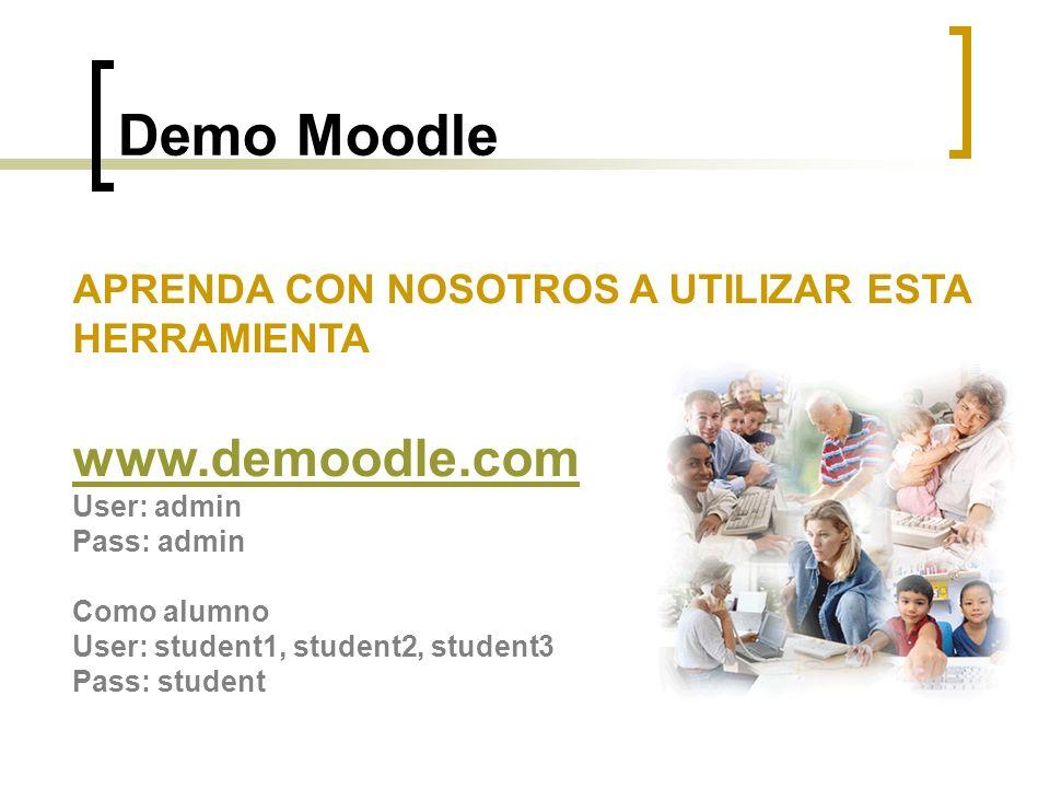 Demo Moodle