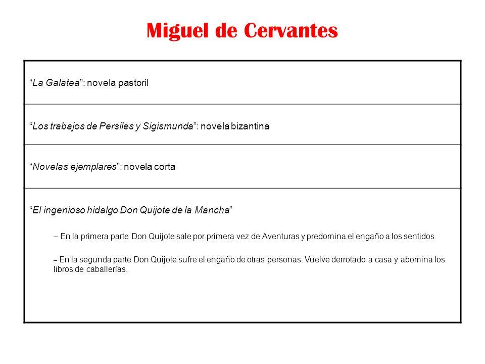 Miguel de Cervantes La Galatea : novela pastoril