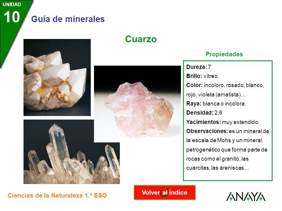 Pulsa en las im genes apatito bauxita blenda calcita - Propiedades del granito ...
