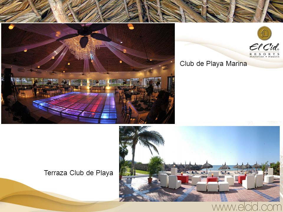 Club de Playa Marina Terraza Club de Playa