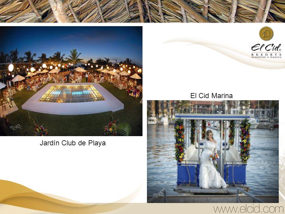 El Cid Marina Jardín Club de Playa