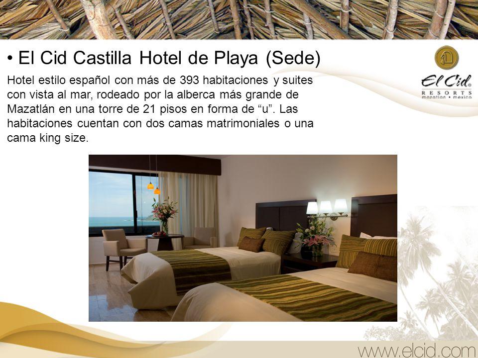 El Cid Castilla Hotel de Playa (Sede)