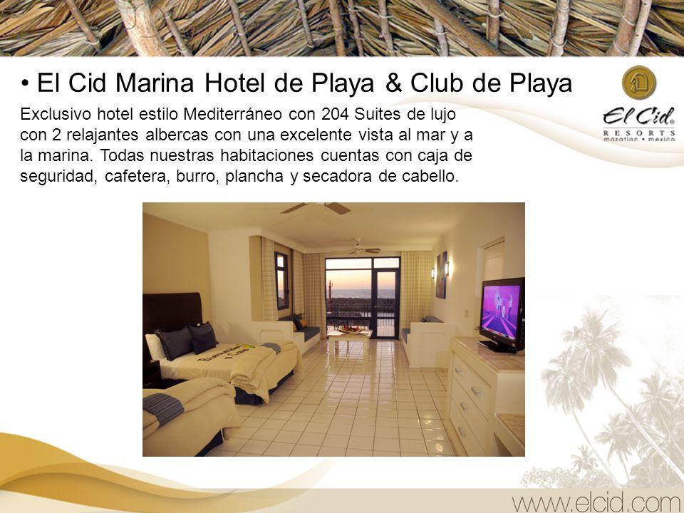 El Cid Marina Hotel de Playa & Club de Playa