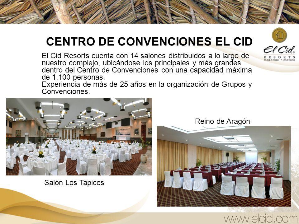 CENTRO DE CONVENCIONES EL CID
