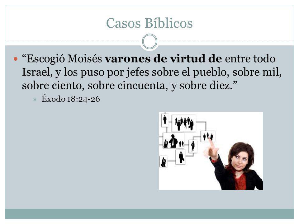 Casos Bíblicos