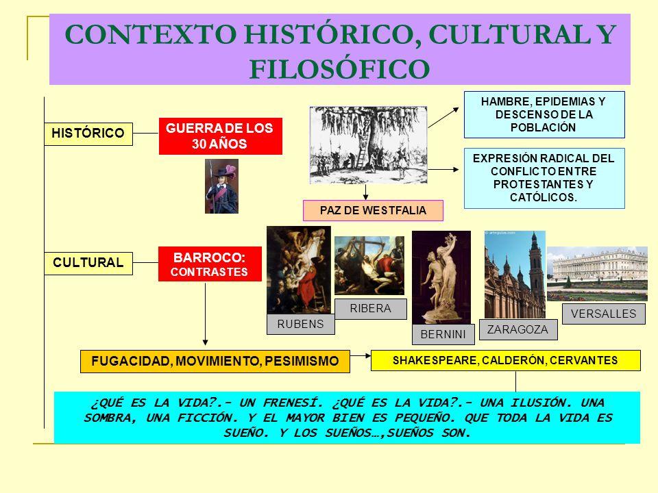 CONTEXTO HISTÓRICO, CULTURAL Y FILOSÓFICO