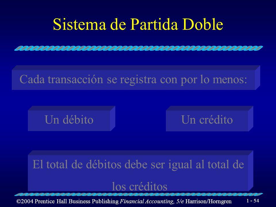 Sistema de Partida Doble