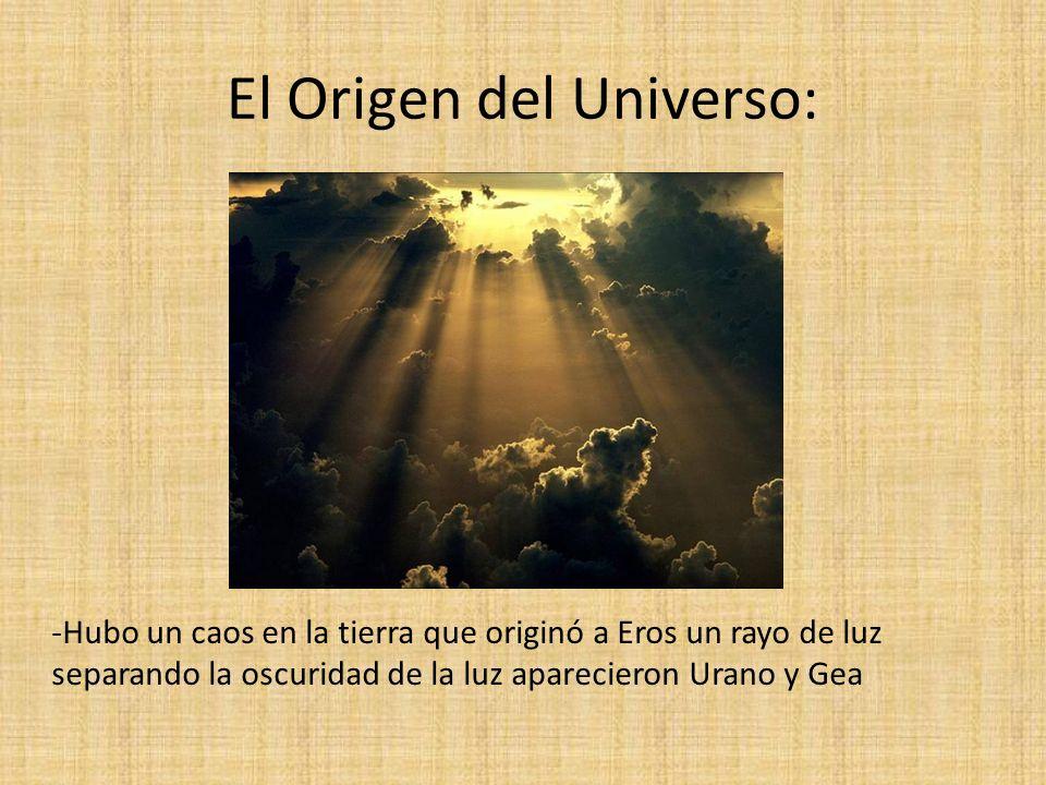 El Origen del Universo: