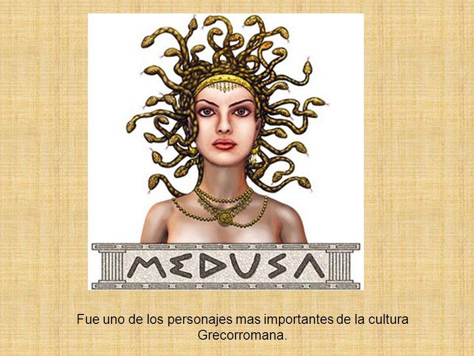 Fue uno de los personajes mas importantes de la cultura Grecorromana.