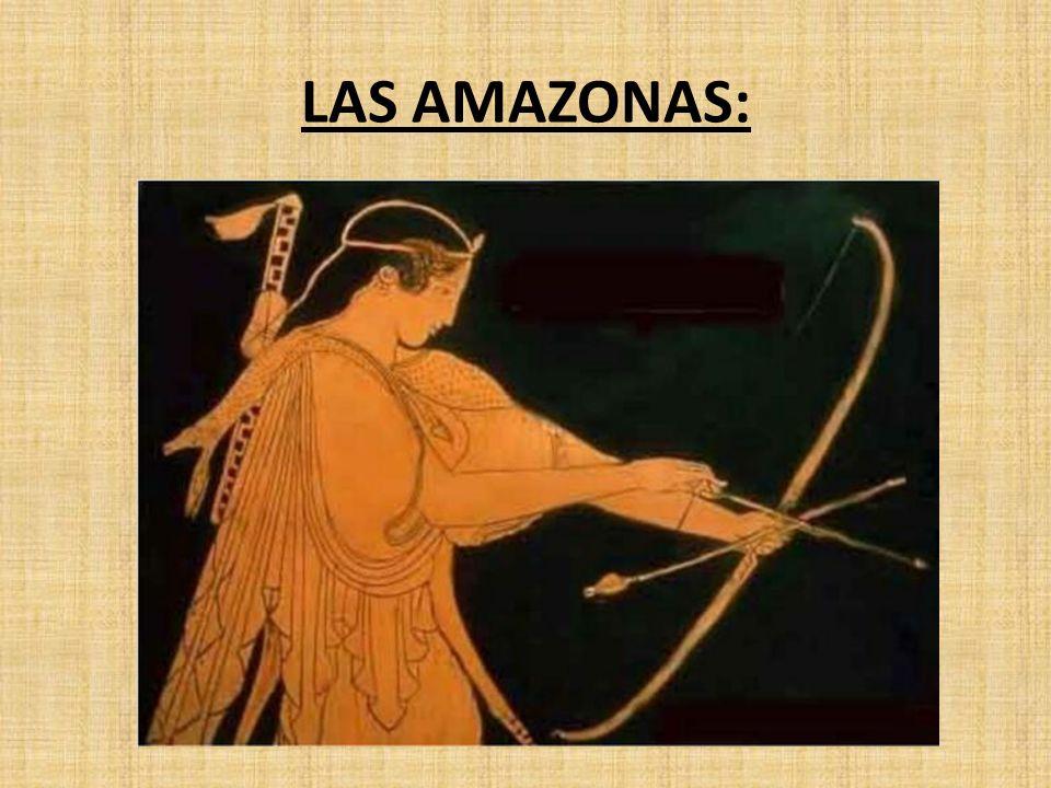 LAS AMAZONAS: