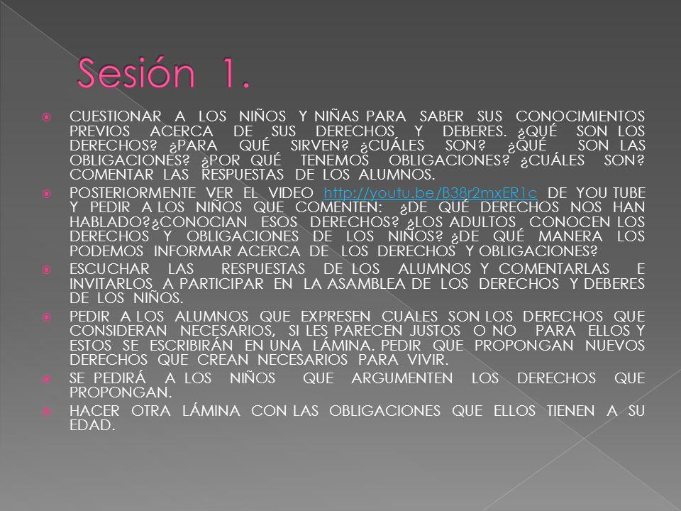 Sesión 1.