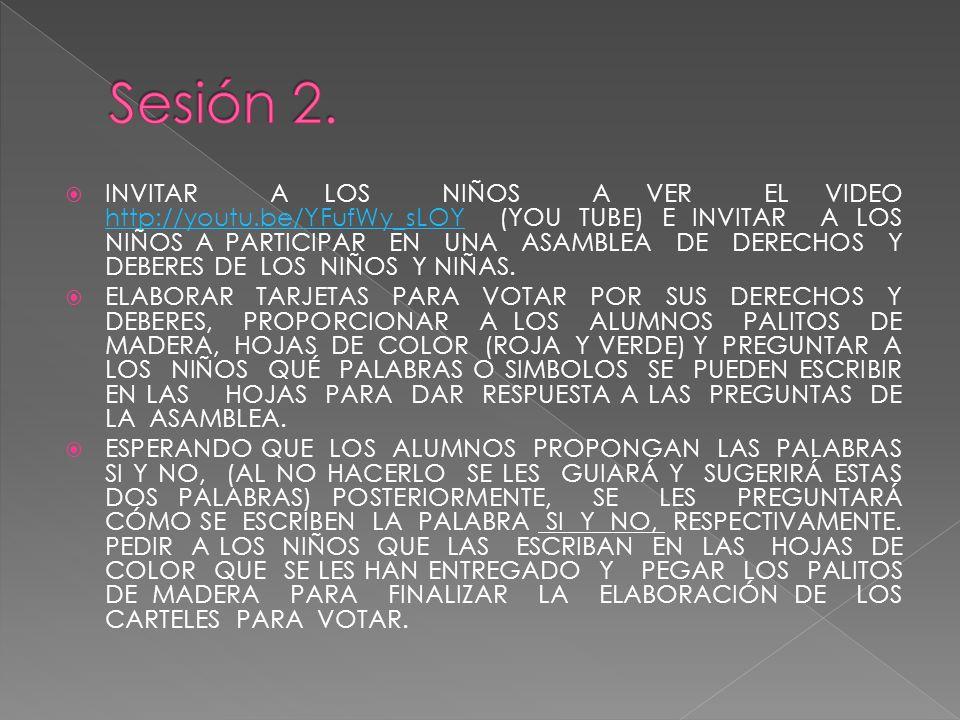 Sesión 2.