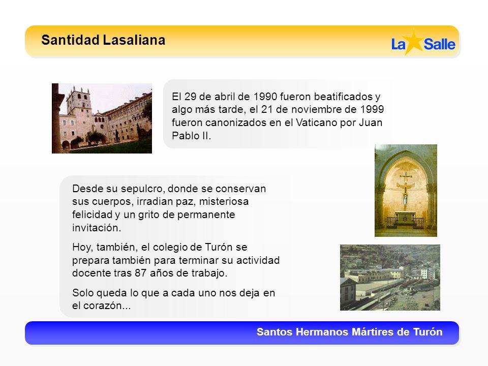 Santidad Lasaliana